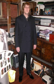 Mod Bespoke 1960's Culture Inspired Suit