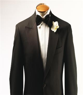 Bespoke mens dinner suit