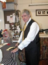 James Personal Tailor - James Pendlebury - Master Tailor